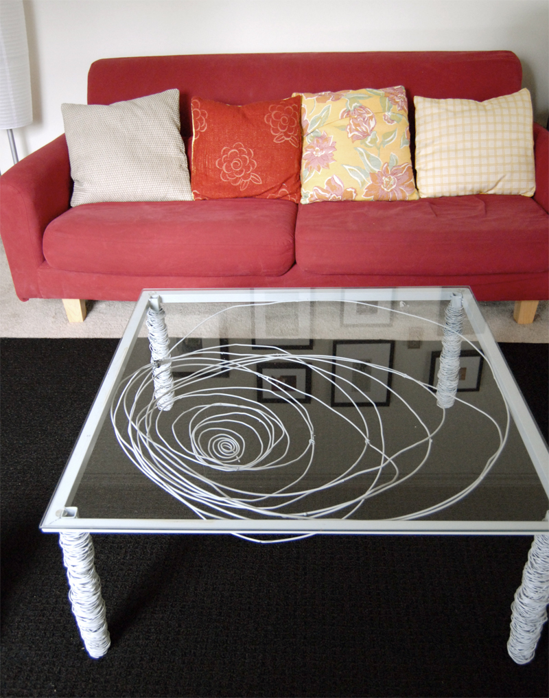 baby proofing: baby proofing glass table