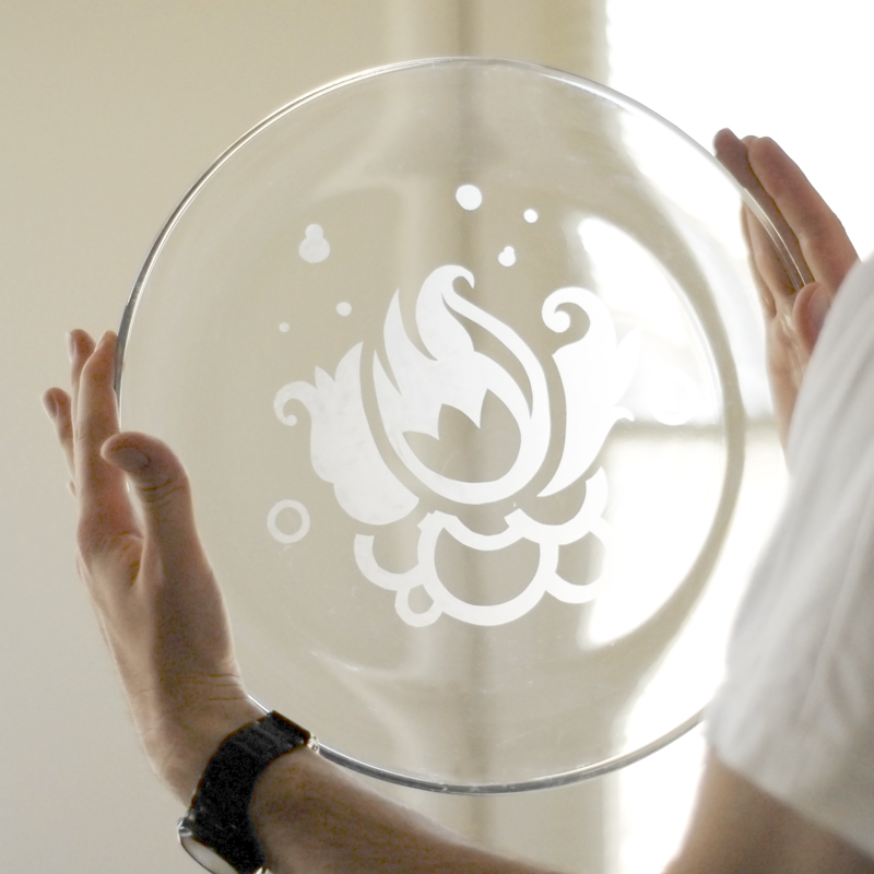 Etched glass designs free for Window etching