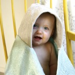 hooded towel penelope