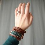 isly-tutorials-adjustable-leather-bracelet-6-finished